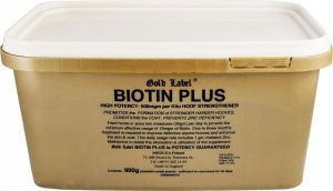 Biotin Plus Gold Label biotyna z cynkiem