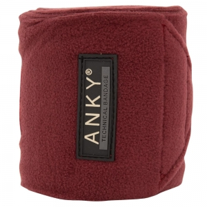 ANKY owijki Bordeaux LIMITED EDITION