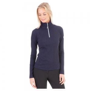 ANKY Sweter damski Jumper Ink Blue
