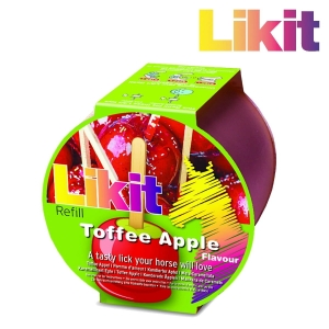 Wkład do lizawek Likit 650g Toffe Applr LIMITED EDITION