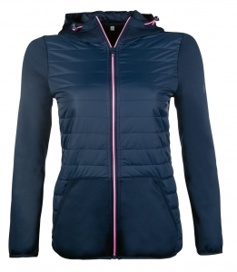 HKM Softshell kurtka pikowana Champ New