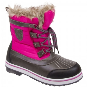 Buty zimowe Imperial Riding Colorful PINK