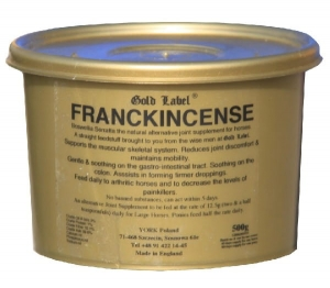 Frankincense Gold Label suplement na stawy